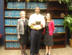 Orlando Gray - 2013 Scholarship Recipient