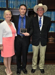 Jason Childers - 2015 & 2016 Scholarship Recipient