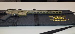 Raffle Rifle